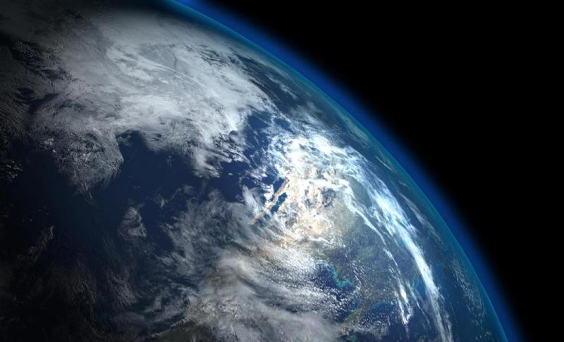 'Thin Blue Layer' of Earth's Atmosphere 2.jpg
