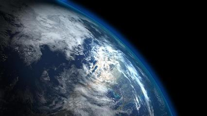 'Thin Blue Layer' of Earth's Atmosphere m.jpg