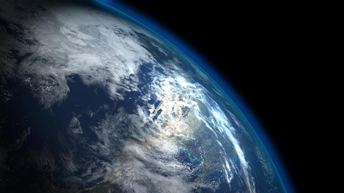 'Thin Blue Layer' of Earth's Atmosphere xl.jpg