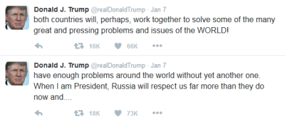 A good relationship with russia... tweets 2 and 3.png
