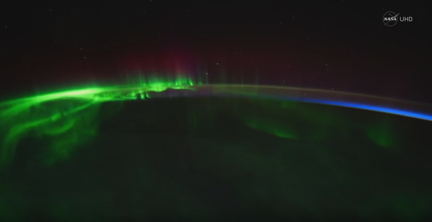 aurora from the iss 2016png