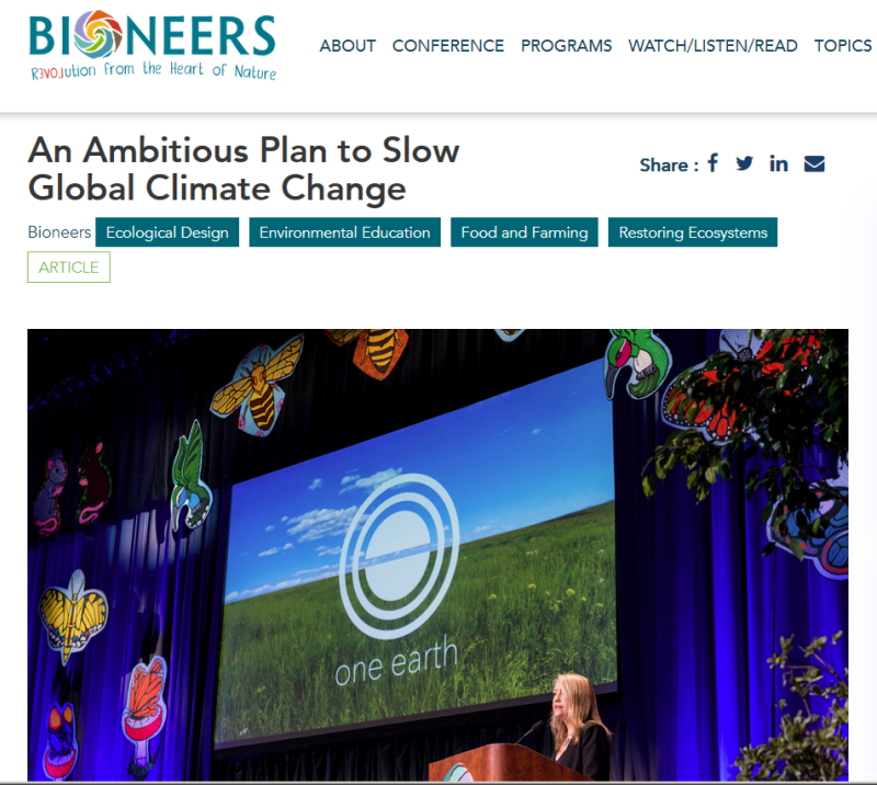 Bioneers - LDF-One Earth Plan.png