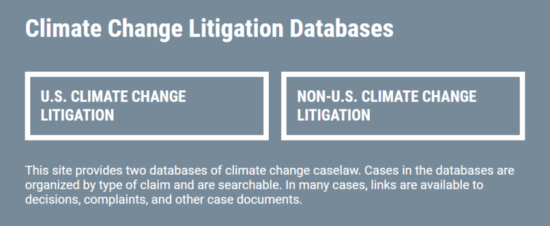 Climate Change Litigation Databases Climate Law.png