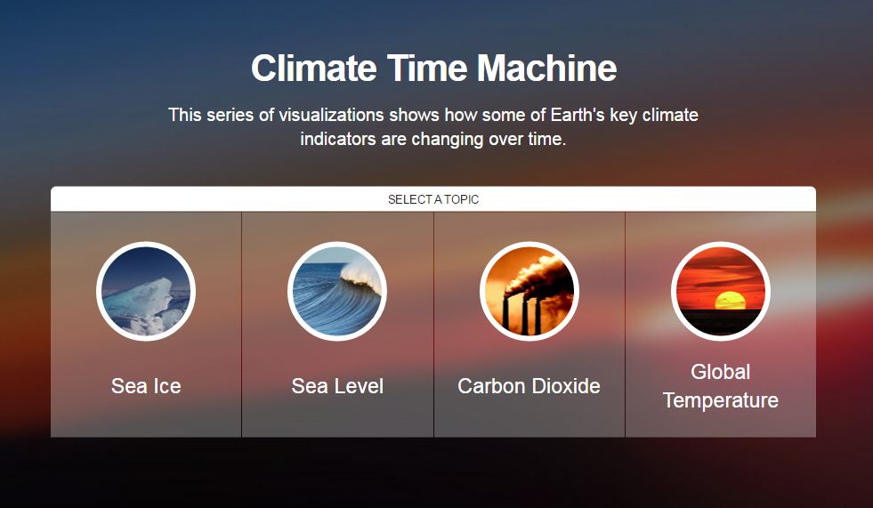 Climate Time Machine NASA Earth Science.png
