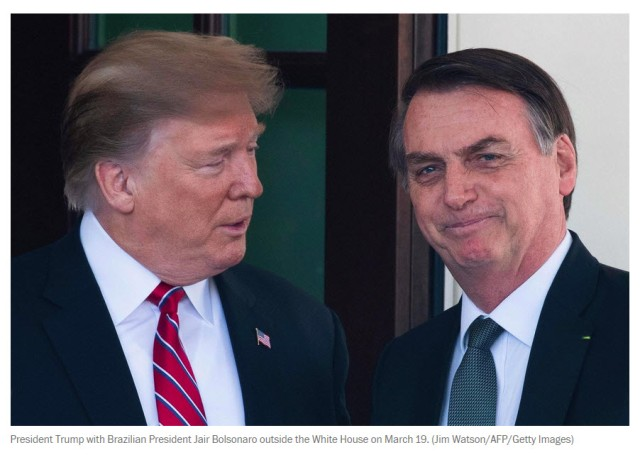 Donald Trump-Jair Bolsonaro-March 2019.jpg