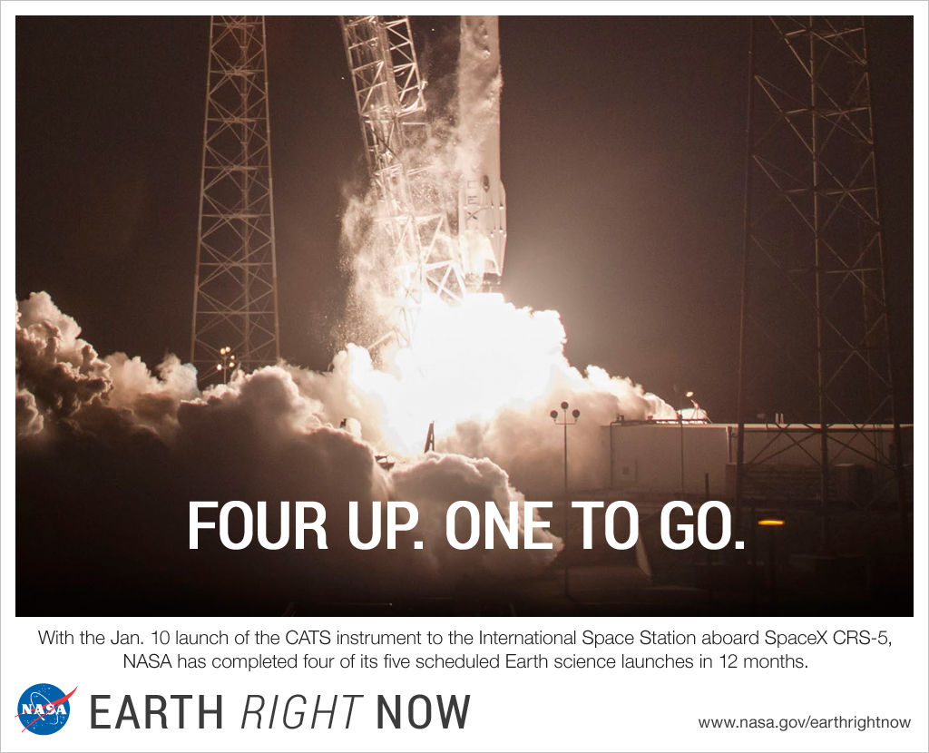 EarthRightNow Four up, one to go.jpg