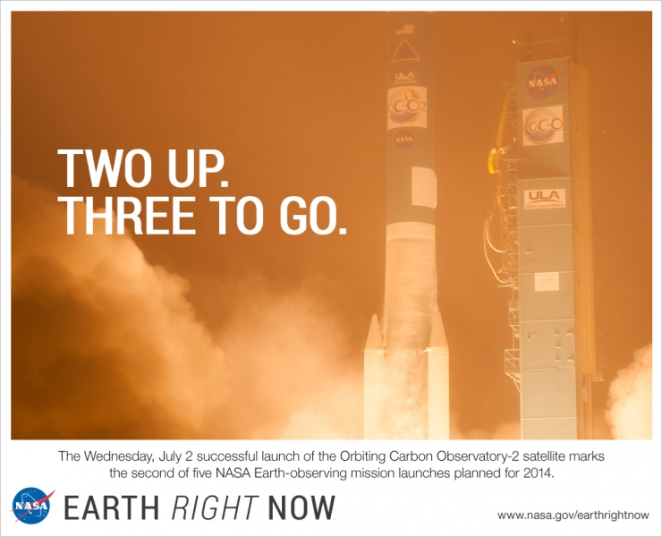 EarthRightNow Two up, three to go.jpg