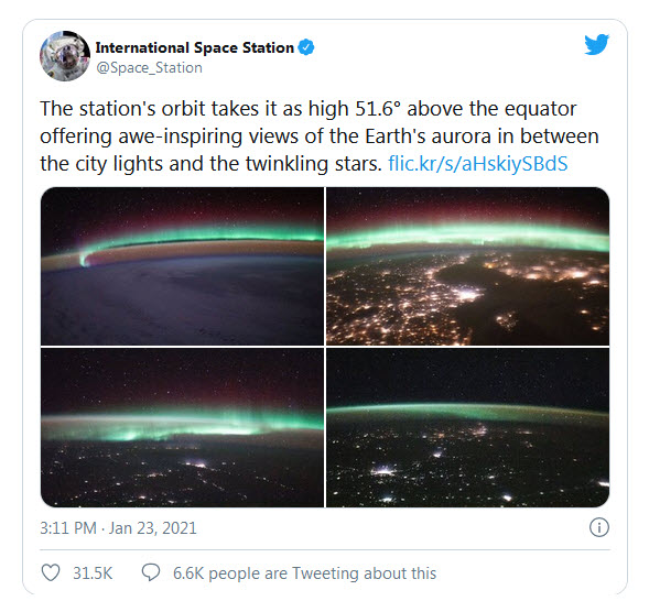 Earth aurora views - International Space Station - January 23 2021.jpg