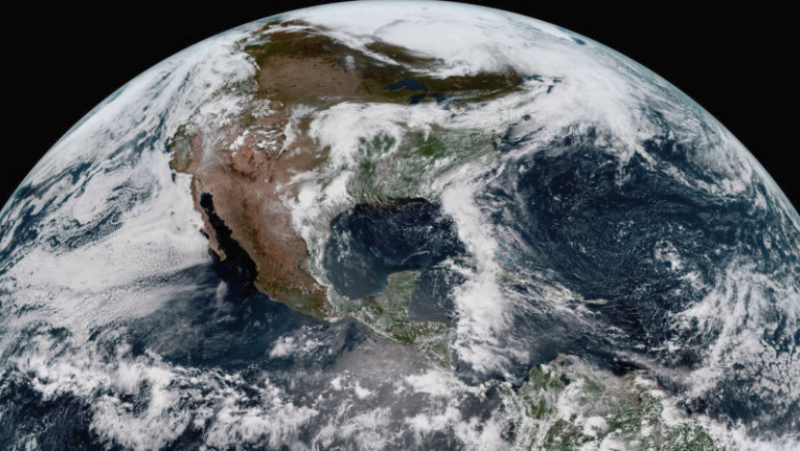 Earth via GOES 17 Weather Satellite - first full image May 2018.png