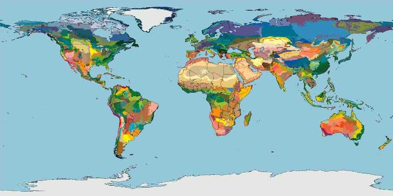 Ecoregions of the World terrestrial-wiki.jpg