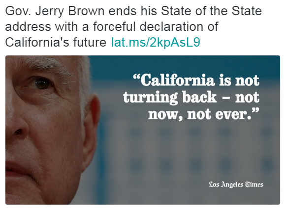 Gov Brown not turning back, not now, not ever.png