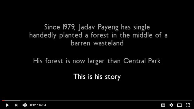 Jadav Payeng plant a tree, grow a forest.png