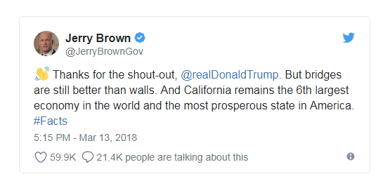 Jerry Brown on Twitter - March 2018.png