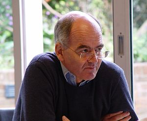 John Elkington Univ College, London.JPG
