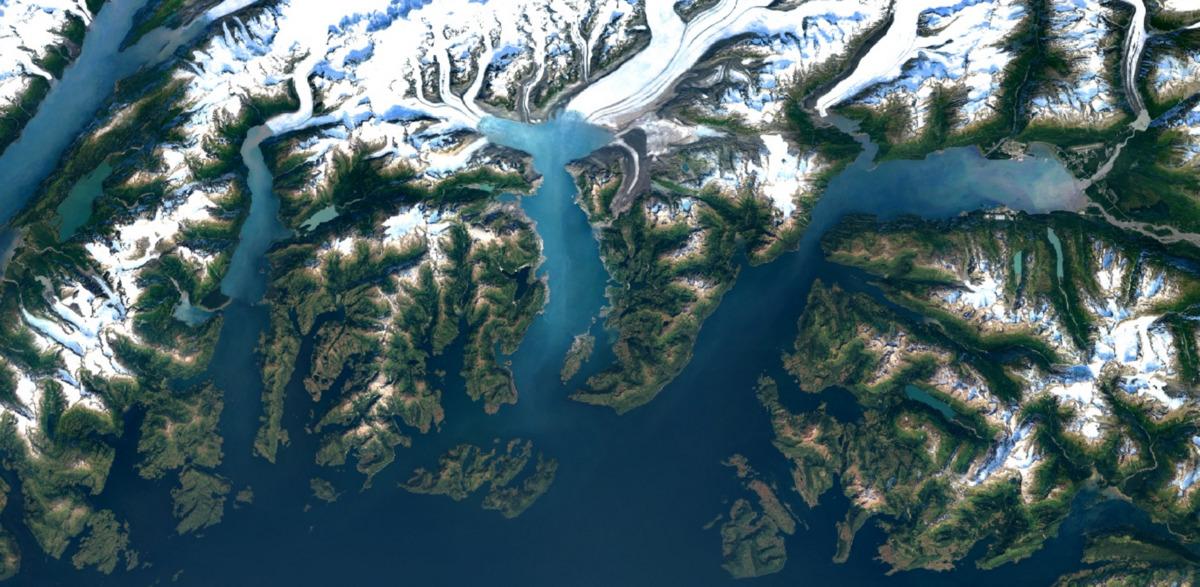 landsat google maps screen shot 2016 06 17 columbia glacierjpg