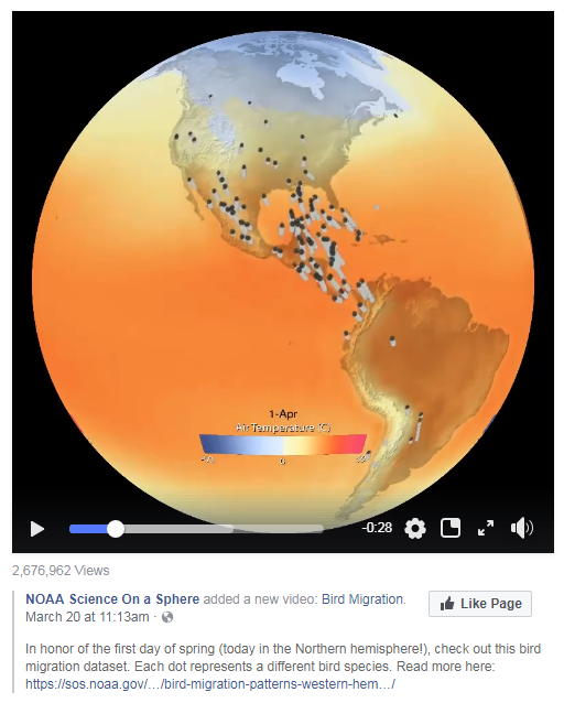 NOAA Bird Migration science on a sphere.png