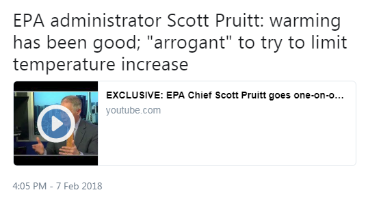 Pruitt arrogant quote-Feb2018.png