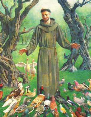 St Francis with the birds.jpg