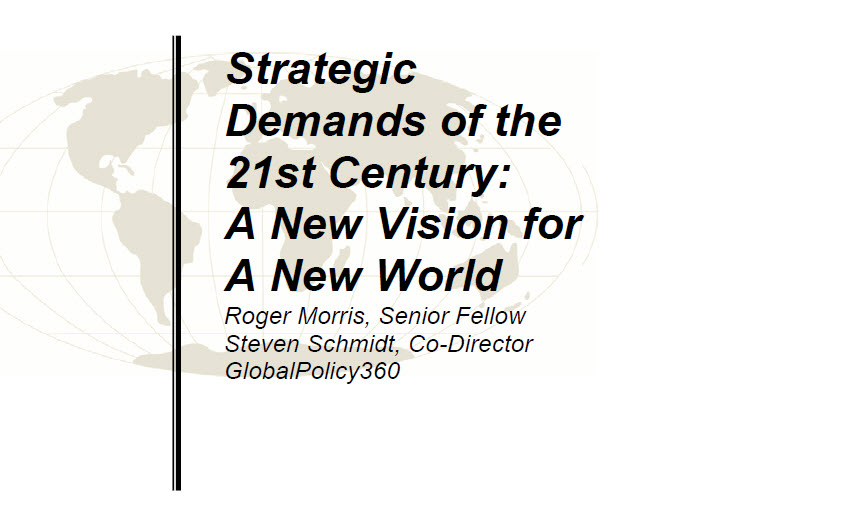 Strategic Demands of the 21st Century A New Vision for a New World.jpg