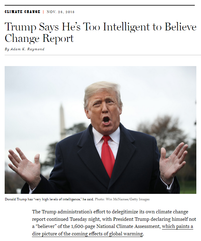Too Intelligent to Believe in Climate Report.png