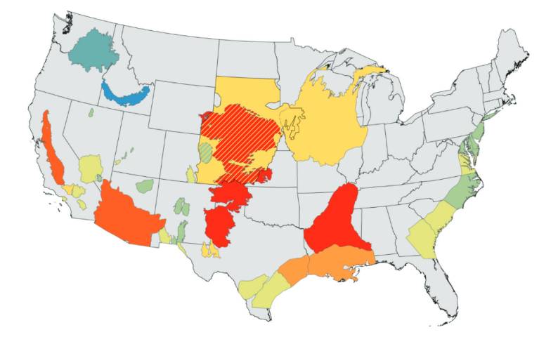 USGS Groundwater depletion map 2013.png