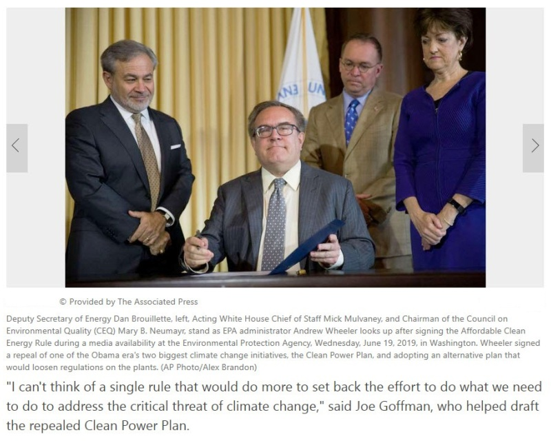 Wheeler-Mulvaney-repeal of Clean Power Plan-June19,2019.jpg
