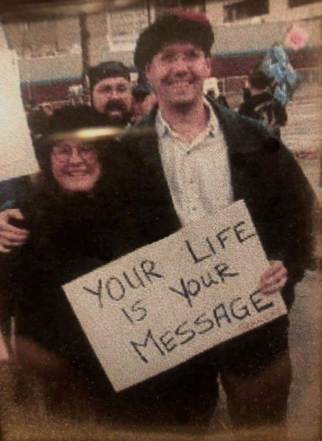 Your life is your message.jpg